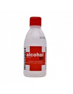 MONPLET ALCOHOL 96º 250ML