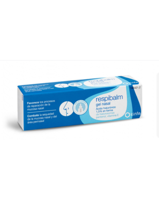 RESPIBALM GEL NASAL 10 ML