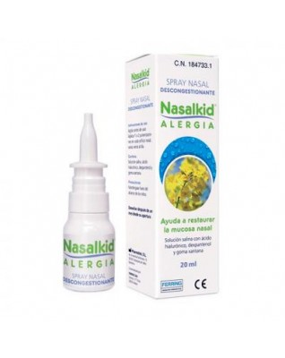NASALKID ALERGIA SPRAY...
