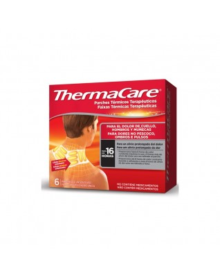 THERMACARE 6 PARCHES...