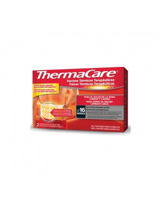THERMACARE 2 PARCHES...