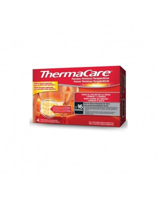 THERMACARE 4 PARCHES...