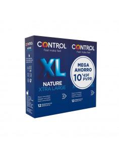 CONTROL NATURE XL...