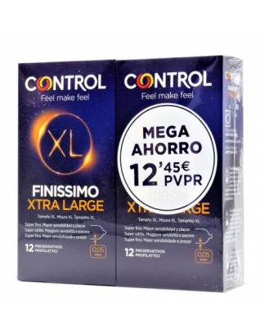 CONTROL XL FINISSIMO XTRA...