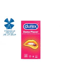 DUREX DAME PLACER 12...