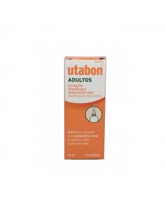 UTABON ADULTOS 0.5 MG/ML...