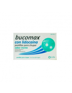 BUCOMAX LIDOCAINA 24...