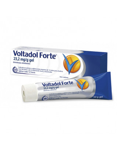 Voltadol forte 23,2 mg/g 50g