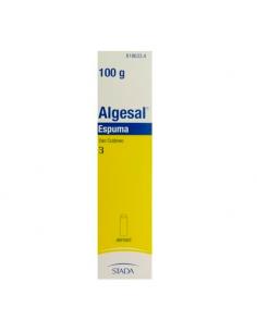 Algesal espuma 100 gr