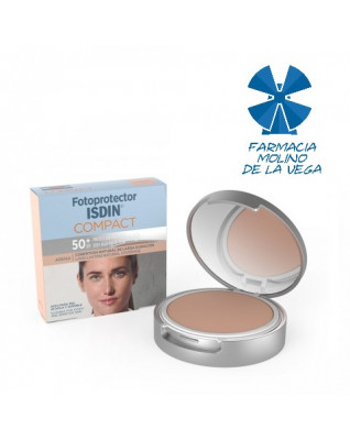FOTOPROTECTOR ISDIN COMPACT...