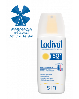 LADIVAL FOTOPROTECTOR SPRAY...
