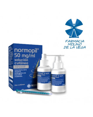 NORMOPIL 50 MG/ML SOLUCION...