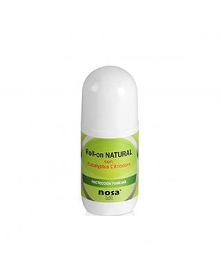 NOSA ROLL ON NATURAL 50 ML