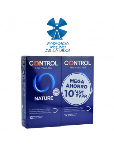 CONTROL NATURE PACK MEGA...