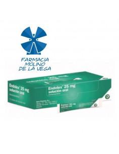 ENDOLEX 25 MG 10 SOBRES DE...
