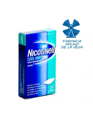 NICOTINELL COOL MINT 2 MG...