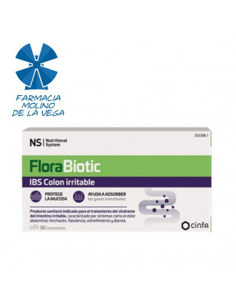 NS FLORABIOTIC IBS COLON...