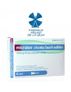 MICRALAX CANULAS SOLUCION...